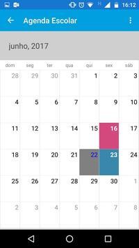 Agenda Escolar - Pingos De Luz screenshot 4