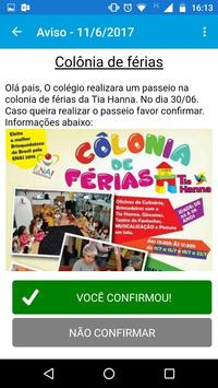 Agenda Escolar - Pingos De Luz screenshot 7