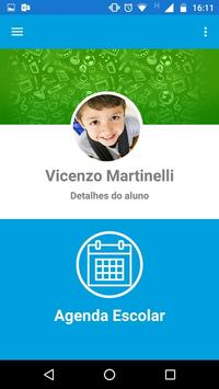Agenda Escolar - Pingos De Luz screenshot 2