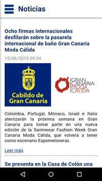 Cabildo de Gran Canaria apk screenshot