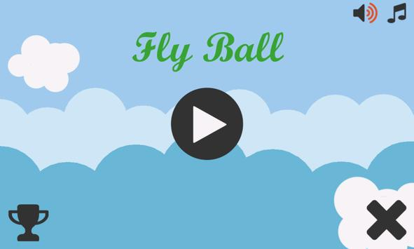 Fly Ball poster