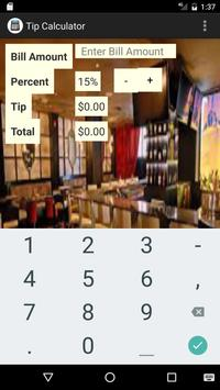 Tip Calculator apk screenshot