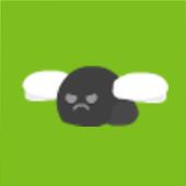 Flappy Blacky icon