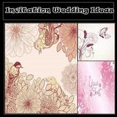 invitation wedding ideas icon