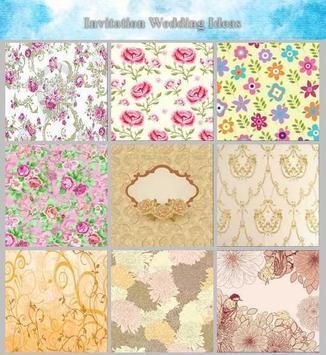 invitation wedding ideas poster