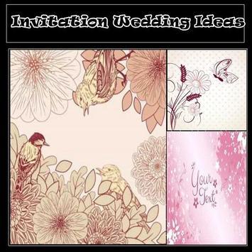 invitation wedding ideas apk screenshot