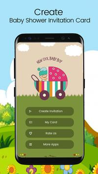 Baby shower invitation card editor for android apk download baby shower invitation card editor 6 stopboris