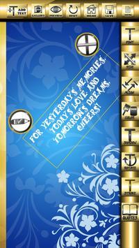 Flower Show Invitation Cards screenshot 2