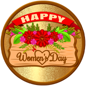 Greetings For Women's Day icon
