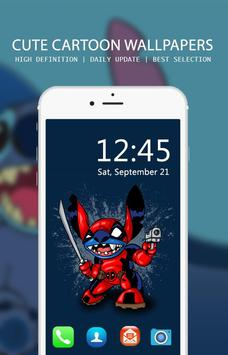 Lilo and Stitch Wallpapers HD screenshot 4