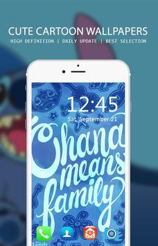 Lilo and Stitch Wallpapers HD screenshot 5