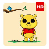 The Pooh Wallpapers HD icon