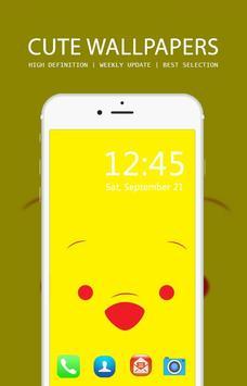 The Pooh Wallpapers HD screenshot 1