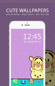 The Pooh Wallpapers HD screenshot 2
