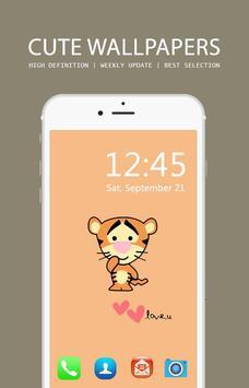 The Pooh Wallpapers HD screenshot 3