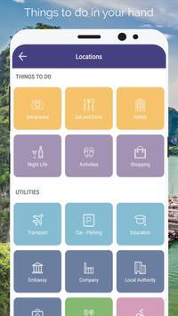 Quang Ninh Guide apk screenshot