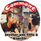 Inviter une fille à sortir icon