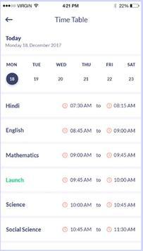 Invispa School App demo screenshot 5