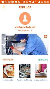 Rede Job poster