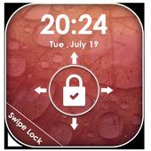 Swipe Pattern Screen Lock New icon