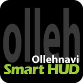 SmartHUD with OllehNavi icon
