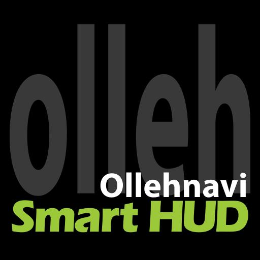 SmartHUD with OllehNavi poster