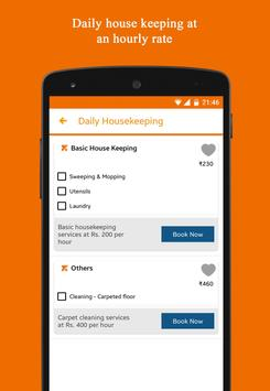 Inztahelp – Home Services apk screenshot