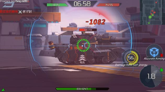 Mad Tanks screenshot 2