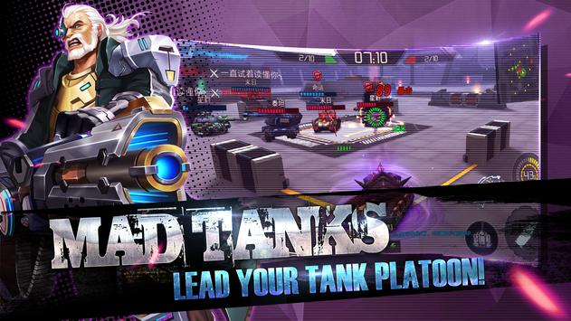 Mad Tanks screenshot 5