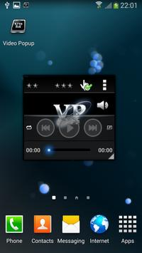 Video Player / Video Pop-up poster