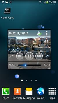 Video Player / Video Pop-up apk screenshot