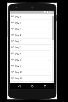 30 days arm workout challenge screenshot 2