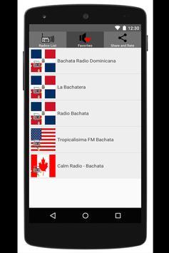 Bachata Music Free Radio screenshot 1