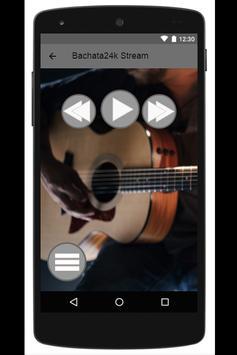 Bachata Music Free Radio screenshot 3