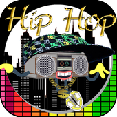 Radio Hip Hop Rap Hip Hop Trap Rap icono