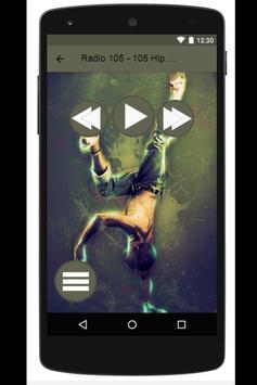 Radio Hip Hop Rap Hip Hop Trap Rap captura de pantalla 10
