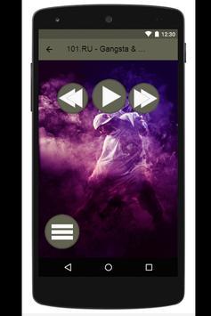 Radio Hip Hop Rap Hip Hop Trap Rap captura de pantalla 6
