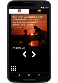 Quotes of Love Life and Success apk screenshot