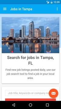 Jobs in Tampa, FL, USA poster