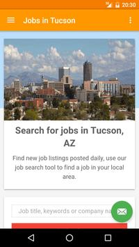 Jobs in Tucson, AZ, USA poster