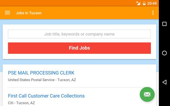 Jobs in Tucson, AZ, USA screenshot 6