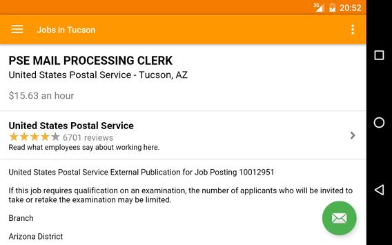 Jobs in Tucson, AZ, USA screenshot 7