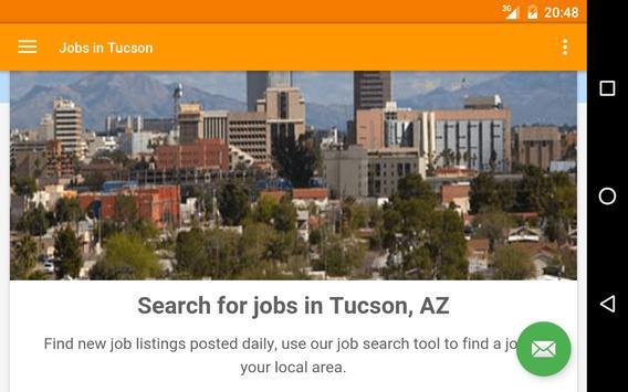 Jobs in Tucson, AZ, USA apk screenshot