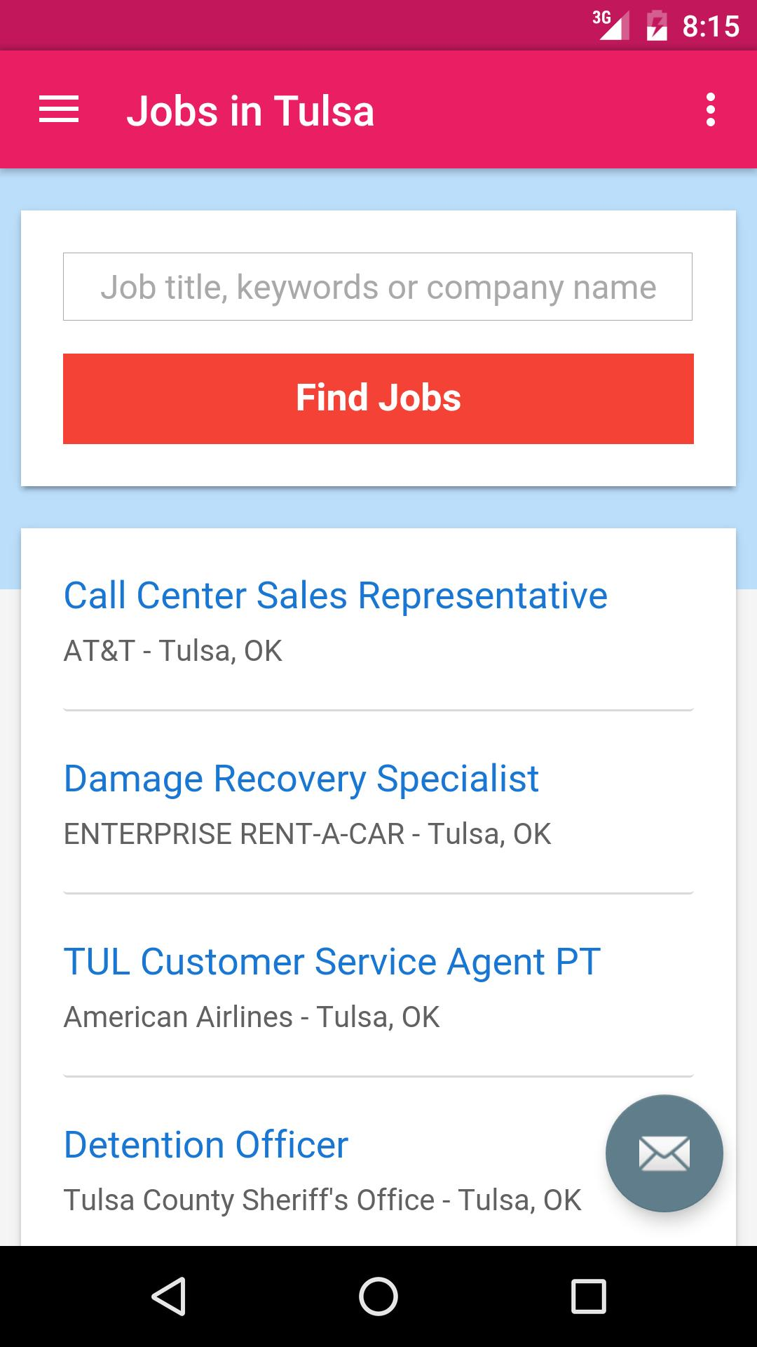 Jobs In Tulsa Ok Usa For Android Apk Download