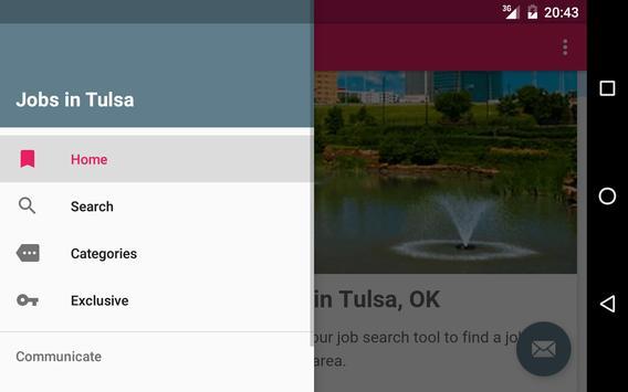 Jobs in Tulsa, OK, USA apk screenshot