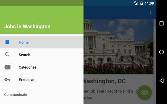 Jobs in Washington, DC, USA screenshot 5