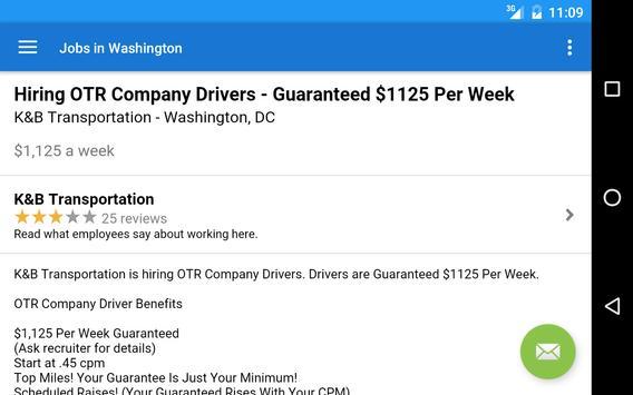 Jobs in Washington, DC, USA screenshot 7