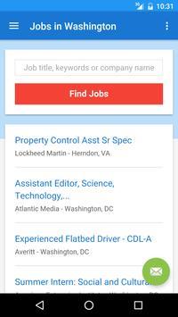 Jobs in Washington, DC, USA screenshot 2