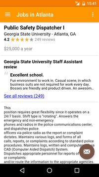 Jobs in Atlanta, GA, USA apk screenshot