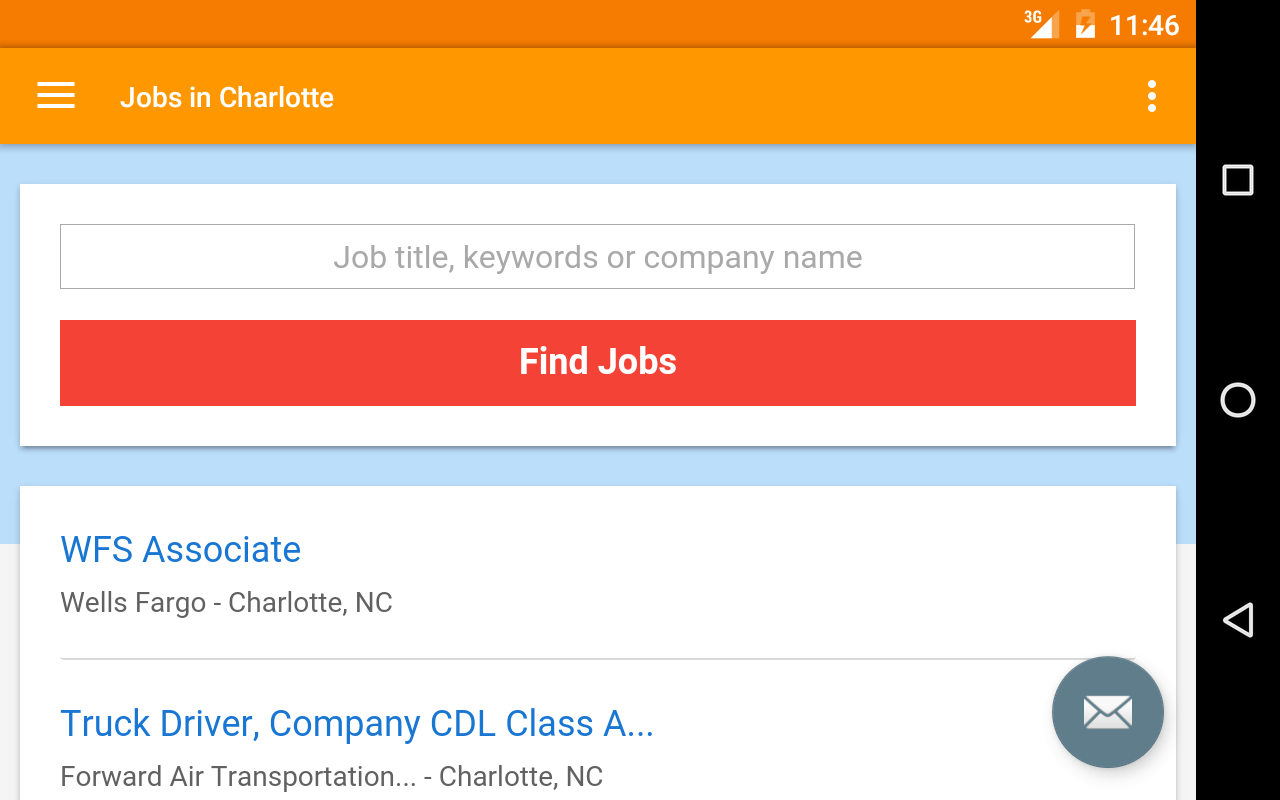 Jobs in Charlotte, NC, USA for Android - APK Download